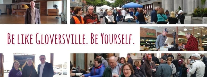 Be l like Gloversville - Be Yourself