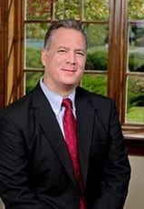 John A. Balli, President and CEO Kinderhook Bank